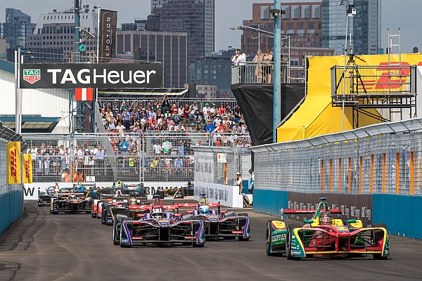 Formula E Ultime notizie Una serie di supporto accompagnerà la Formula E?