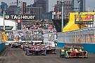 Formule E Une série de supertourisme électrique en support de la Formule E ?