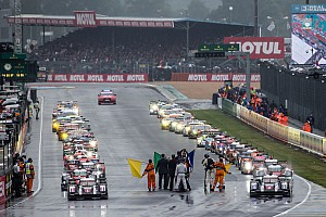 Le Mans Breaking news Le Mans maintains 60-car entry list for 2017