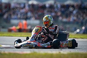 Kart Race report De Conto claims dominant maiden KZ world title