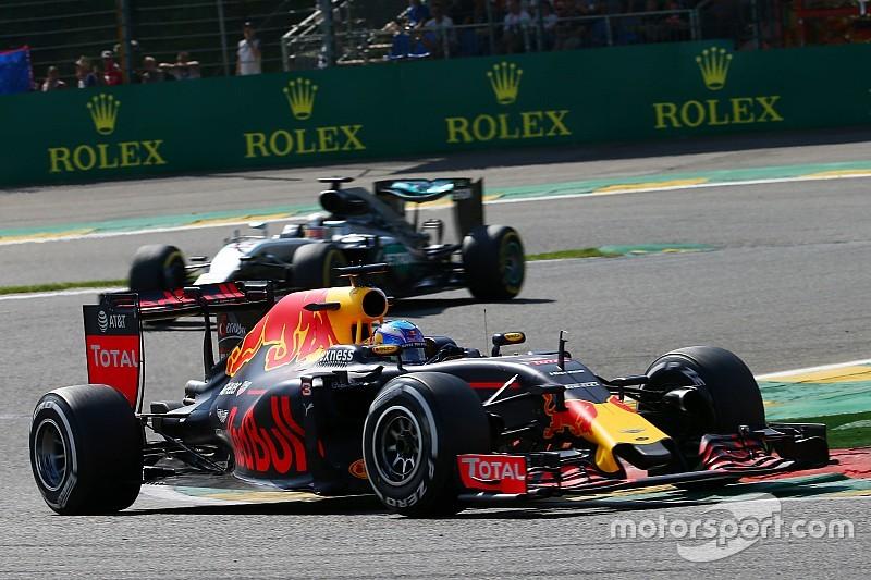 Ricciardo 'not fooled' by Mercedes's 2017 chances