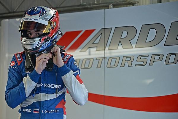 Формула V8 3.5 в Хересі: Оруджев перемагає, Делетраз виходить в лідери чемпіонату