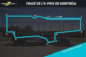 Formule E Actualités Le tracé du circuit de Formule E de Montréal