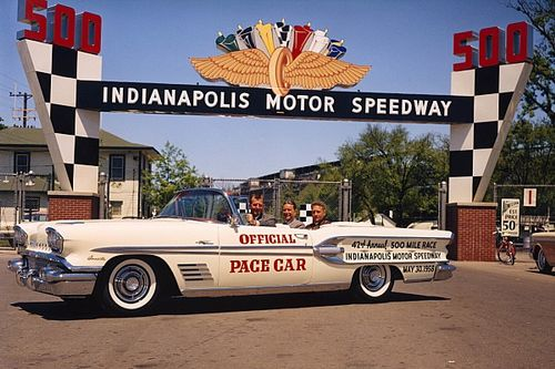 Every Indy 500 pace car and its driver, 1911 to 2021