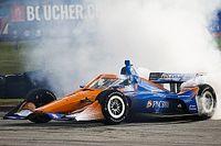 IndyCar Road America: Dixon scores third straight victory