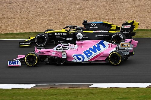 Renault pushing for Racing Point to lose all F1 points