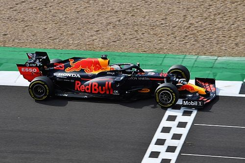 Dit schreven internationale media over Verstappen op Silverstone
