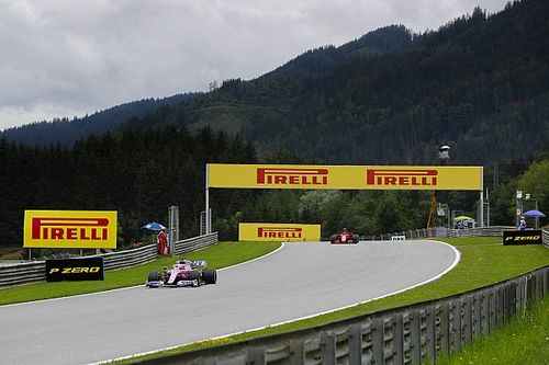 Austria - Libres 2: Mercedes domina y Racing Point asusta