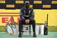"""Hamilton továbbra sem érzi """"golyóállónak"""" a Mercedes autóját, és a Red Bull látja fő riválisnak"""