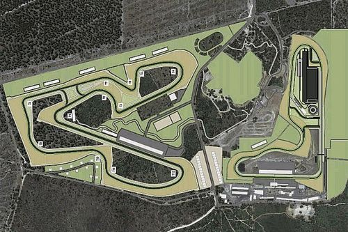 Australia's proposed new $138 million circuit