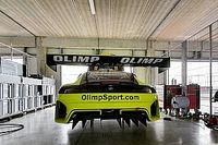 Olimp Racing długo prowadził