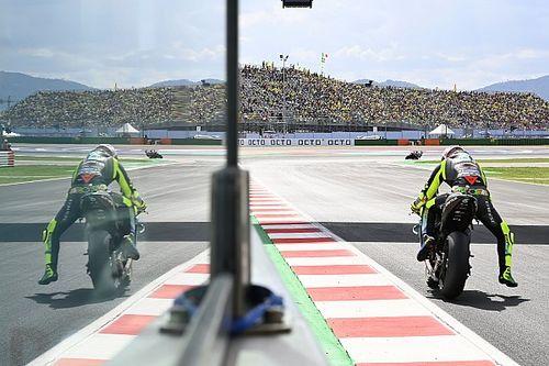 """Valentino Rossi """"très frustré"""" par sa chute en qualifs"""