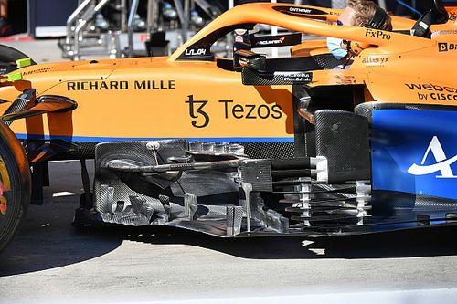 Ezt az újítást ígérte be a McLaren a Hungaroringre