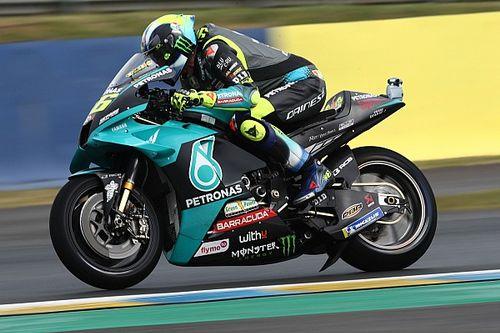 """Rossi """"túl óvatos"""" volt az utolsó körén, de így is 9. lett az időmérőn"""
