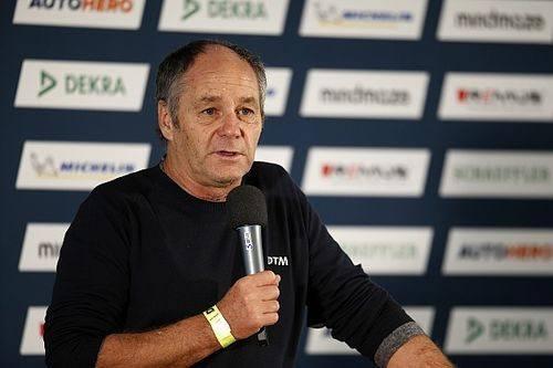 """Gerhard Berger on racing's future: """"fans want to see a car that's a challenge"""""""