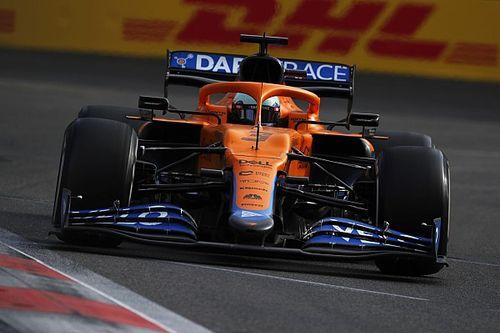 Ricciardo: More forgiving F1 tracks will help my McLaren learning