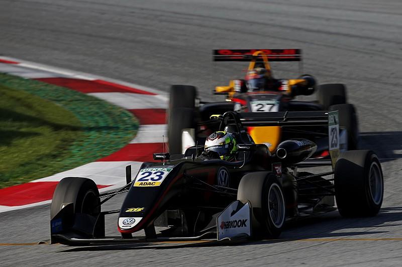 FIA F3 chief Michel