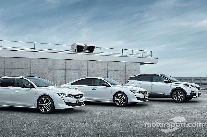 Peugeot представила нові гібридні мотори Plug-in Hybrid