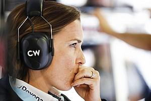 Вільямс підтримує прихильників та противників жіночої гоночної серії