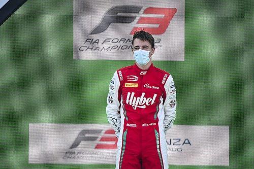 Mercedes adds Frederik Vesti to junior F1 programme