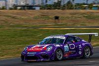 Nelsinho Piquet lidera 2º treino livre da Porsche Cup em Goiânia; Massa é terceiro
