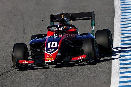 Formula 3, Jerez sezon öncesi testini erteledi