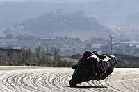 Aragon: le FP3 scattano 30 minuti dopo causa freddo