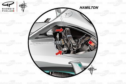 Analyse: So unterscheiden sich die Startsysteme bei Hamilton und Bottas