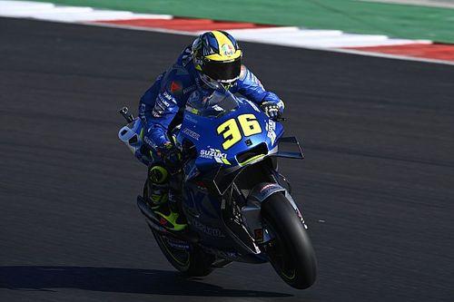Mir stoppé et Rins en difficulté : une dernière course à oublier pour Suzuki