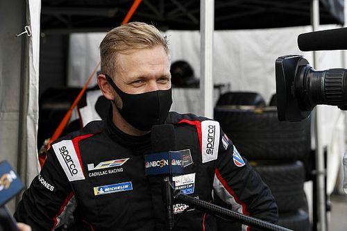 """Magnussen: manejar un F1 es """"fácil"""" en comparación con un prototipo"""
