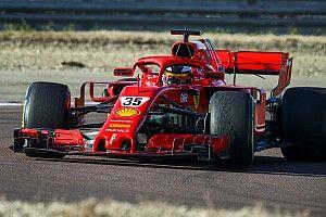 Tes Ferrari: Shwartzman Impresif, Alesi Berpisah