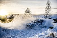 Las mejores fotos del Artic Rally del WRC 2021