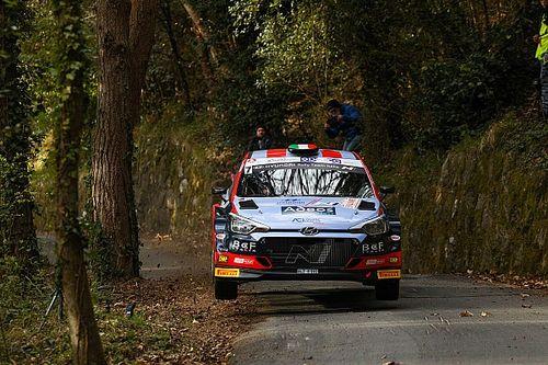 CIR-ERC: a Roma doppia sfida per Hyundai con Crugnola-Scandola