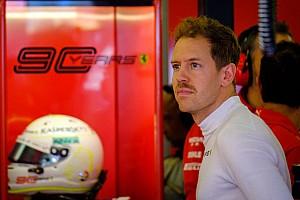 Ennyire fontosak Vettel számára a rajongók a Ferrarinál