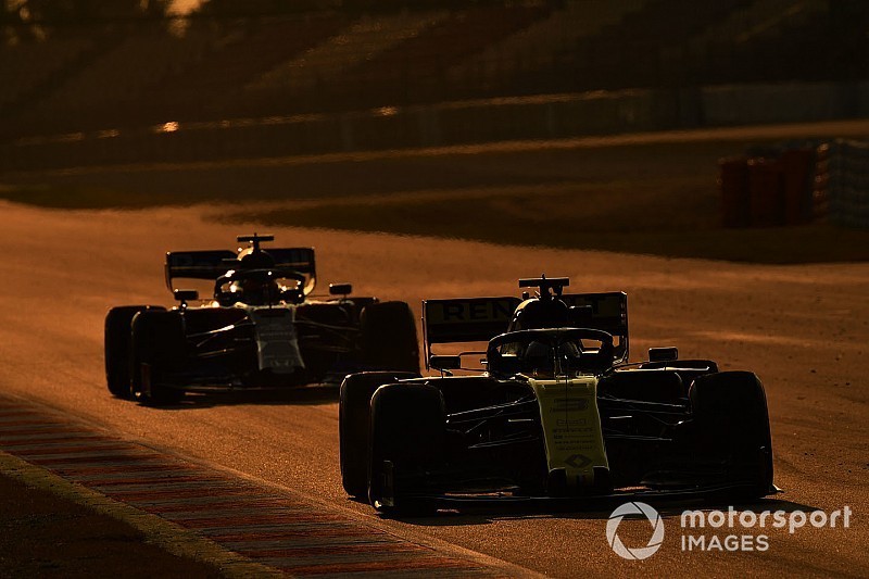 تقارب مستويات فرق الوسط في الفورمولا واحد قد يجلب المفاجآت خلال موسم 2019