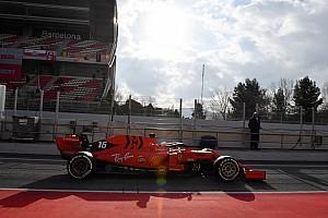 Тести Ф1 у Барселоні, день 2: Леклер наблизився до часу Феттеля