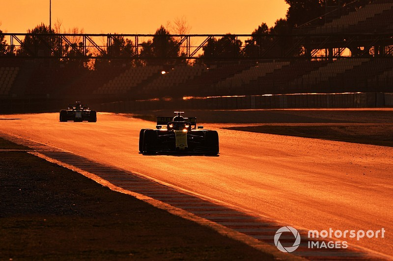 2019 F1 araçlarının yeni kurallara rağmen daha hızlı olması bekleniyor