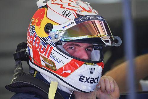 Verstappen a changé de casque, malgré les réserves de Red Bull