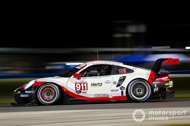 """Porsche clocked 1317 miles, """"ticked all the boxes"""" at Daytona"""