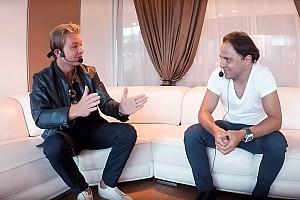 Rosberg et Massa : quête de soi et vie (heureuse) après la F1
