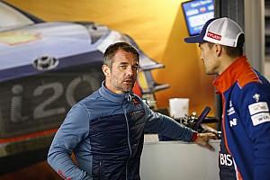 Відео: Льоб вперше за кермом Hyundai WRC