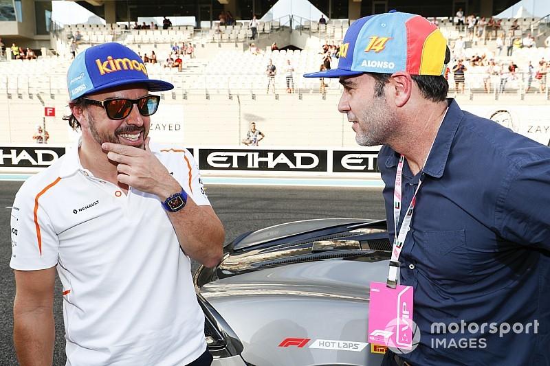 Alonso: Teste do Bahrein com Nascar é