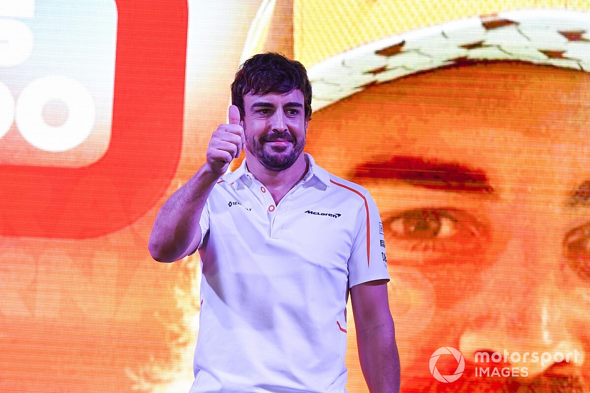 Fernando Alonso elegido