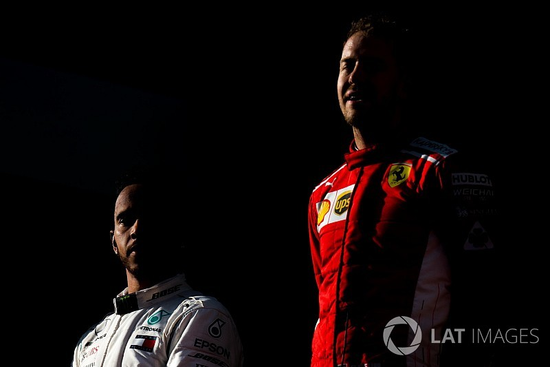 Formula 1's ego-driven battle for greatness