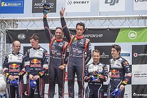 WRC Declaraciones Neuville: