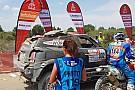 Roma cedera kepala dan leher dalam kecelakaan Dakar