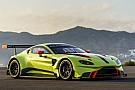 Aston Martin lanceert Vantage GTE 2018