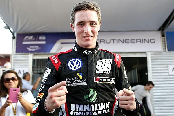 Formule 3: overig Kwalificatieverslag F3 Macau: Eriksson nipt voor Norris in tweede kwalificatie