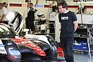 WEC新人テスト:アロンソ、LMP1車を初ドライブしブエミから1.6秒差
