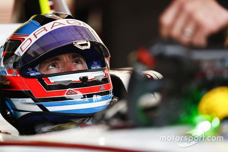 ホセ・マリア・ロペス、FEシーズン5もドラゴンスピードから参戦